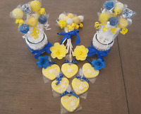 Delicious and Beautiful-Cupcakes, Cake Pops and MORE