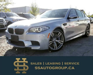 2012 BMW M5 NAV|360 CAM|LANE-ASSIST|HEAD-UP DISP|ACCIDENT-FREE