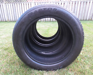 4 RIKEN RAPTOR VR 215 55R 17   94V M+S  TIRES Kitchener / Waterloo Kitchener Area image 6