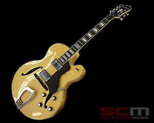 Trade Hagstrom HJ600 Jazz Guitar for a Tele of comparable value