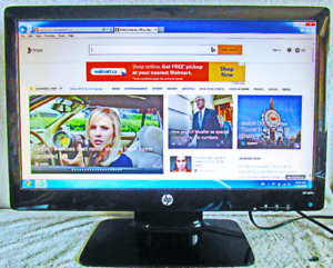 """HP Pavilion 2011x 20"""" Widescreen LED LCD Monitor"""