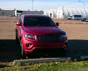 2015 Jeep Grand Cherokee Altitude (Limited)