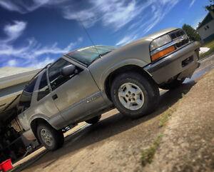 2000 Chevrolet Blazer Coupé (2 portes)