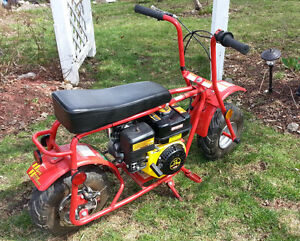 Dirt Bug mini bike. Brand new 6.5 HP engine and brand new clutch Peterborough Peterborough Area image 6