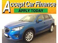 Mazda CX-5 2.2D ( 150ps ) 2WD ( Nav ) Sport FROM £62 PER WEEK!