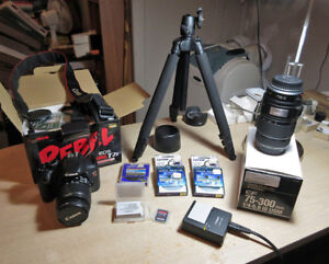 Canon REBEL T2i Package