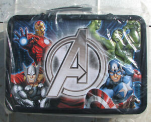 Marvel Avengers 4-coin collection