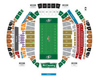Riders vs Bombers - CFL Western Final - Mosaic Stadium - Nov 17