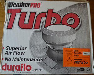 Duraflo Roof Vent ***Never Used***