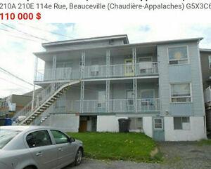 Immeuble à logements  à vendre Beauceville