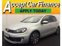 Volkswagen Golf GTD FROM £57 PER WEEK!