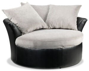 Very Nice Cozy Round Chair to Sell