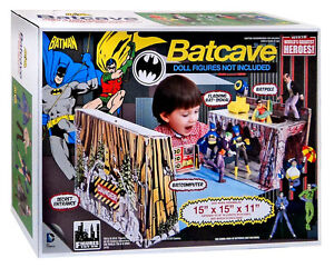 DC Retro Batman Batcave Play set available in store!