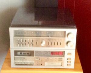 Système de son radio/cassette
