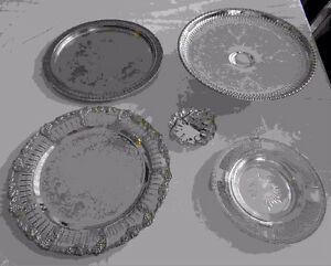 Antique silver-plate items Strathcona County Edmonton Area image 2