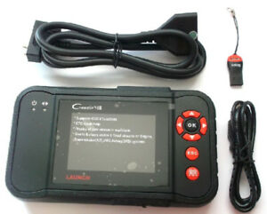 Launch CRP123 or CReader IIV+ Professional Auto Scanner