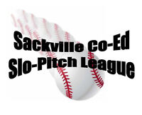 Co Ed Softball League Looking for players (male/female)