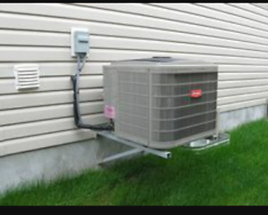 Air conditioning service  and installations HVAC