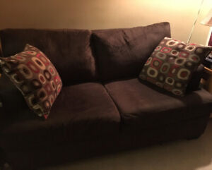 brown comfy couch for sale for sale  Calgary