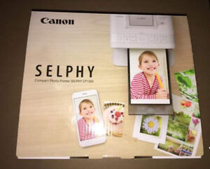 Canon Selphy Photo Printer BRAND NEW!!