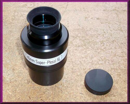 2 inch 40mm Super-Plossl  Telescope Eyepiece NEW XL lenses