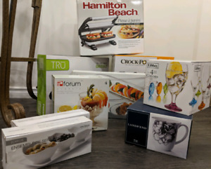 various items BRAND NEW