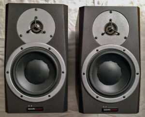 Dynaudio BM5A powered studio monitors, perfect condition