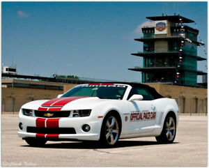 2011 CAMARO 2SSRS INDY 500 PACE CAR LIMITED#