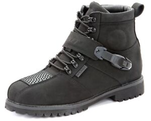 Big Bang 2.0 Motorcycle Boots, Size 10 brand new in box