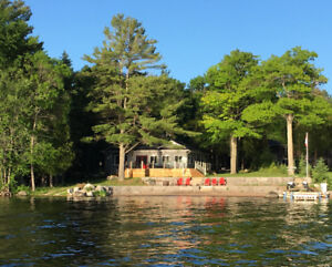 Cottage rental Pigeon Lake - newly renovated and new listing