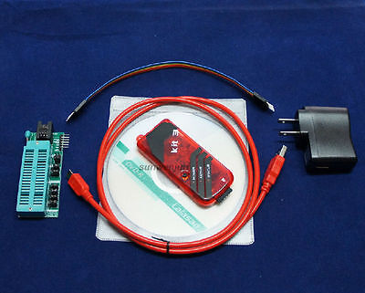 Microchip Pickit3 Pic Kit3 In-circuit Debuggerprogrammer Pic Dspic Pic32 Mcu