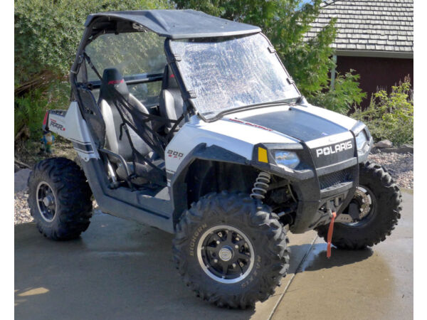 Used 2010 Polaris 800 EFI Ranger RzRs