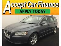 Volvo V50 1.6D 2010MY DRIVe SE FROM £25 PER WEEK!