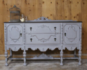 Large Selection of Gorgeous Antique Buffets