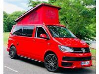 2016 VW Transporter T6 2.0 TDI CAMPER VAN - 4 BERTH - POP TOP - T5.1 T5 - DAY