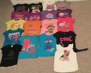 Toddlers sz 4 Tshirts Childrens Place (18)