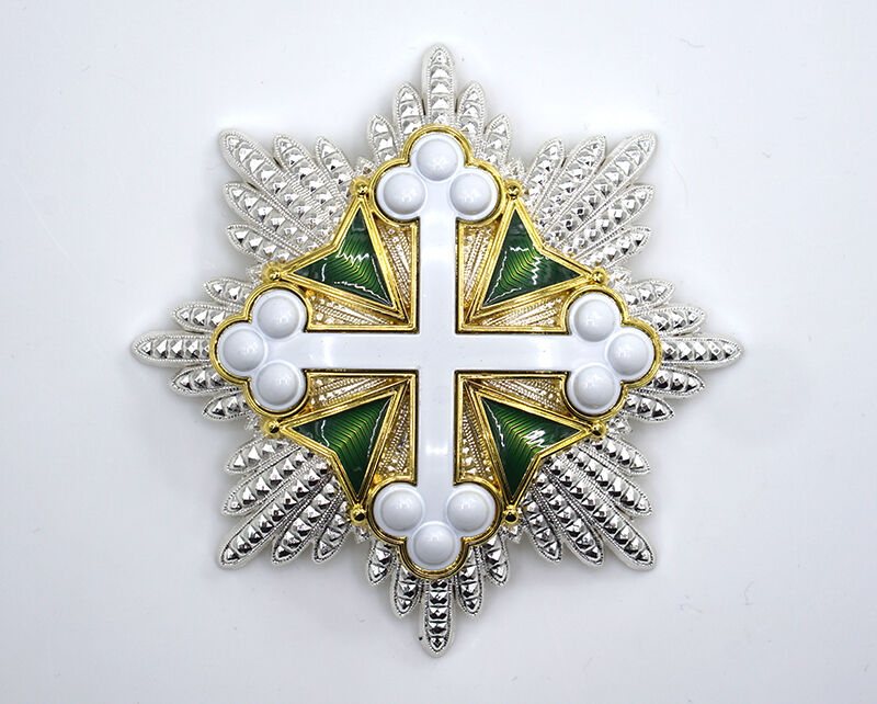 Order of Saint Maurice and Saint Lazarus(Grand Officer Class)