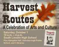 Harvest Routes, a celebration of arts & culture in West Lincoln
