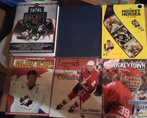 NHL hockey books