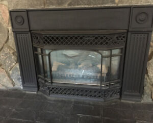 Fireplace. Electric  $200