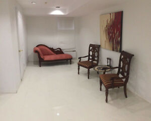 Fully furnished one bedroom apartment for rent