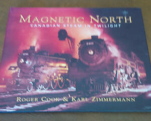 Magnetic North, Canadian Steam in Twilight, 1999