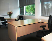 "Furnished Offices for Rent in Class ""A"" Building - Summerside"
