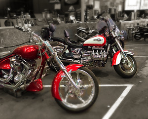 Consignment Motorcycle sales. We can sell your bike for you!