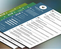 Resume designing services