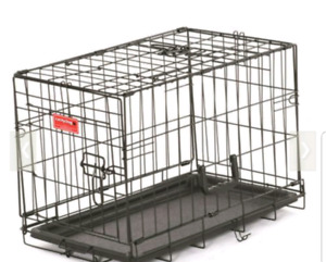 Looking for a medium sized dog crate