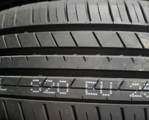4 summer tires new with stickers 225/45r18,235/45r18,245/40r18