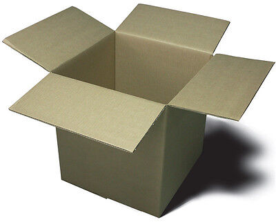 25 - 12 X 12 X 12 Corrugated Carton Boxes