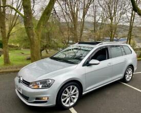 image for 2013 Volkswagen Golf GT TDI 140 ESTATE 9 STAMPS 6 SPD PANROOF NAV HSEATS IMPECCA