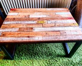 Recycled furnishings